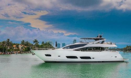 Image of Sunseeker Yacht for sale in United States of America for $4,599,000 (£3,579,406) Miami, Florida, United States of America