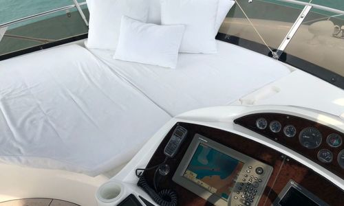 Image of Sunseeker Manhattan for sale in United States of America for $749,999 (£552,160) Miami, Florida, United States of America