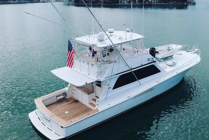Viking Yachts 58 Convertible for sale in United States of America for $379,000 (£295,040)
