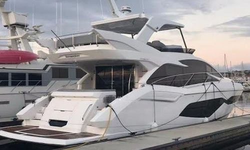 Image of Sunseeker Manhattan for sale in United States of America for $1,349,000 (£1,058,454) Fort Lauderdale, Florida, United States of America
