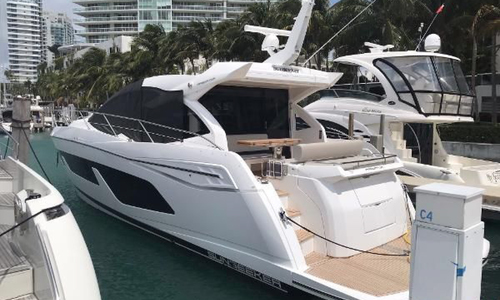 Image of Sunseeker Predator for sale in United States of America for $1,199,000 (£868,595) Fort Lauderdale, Florida, United States of America