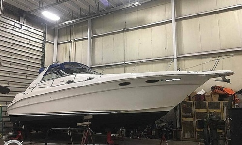 Image of Sea Ray 330 Sundancer for sale in United States of America for $69,900 (£50,131) North Tonawanda, New York, United States of America