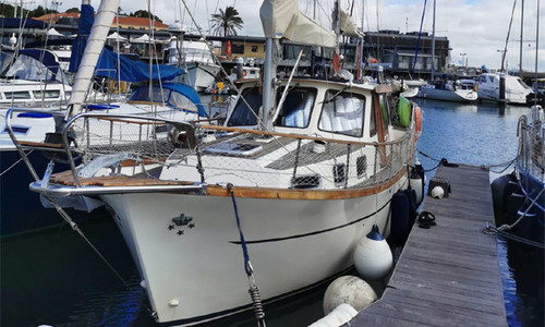 Image of SILTALA YACHTS NAUTICAT 33 for sale in Portugal for €80,000 (£73,402) Lisbon, , Portugal