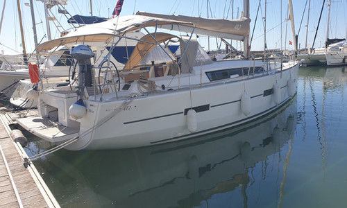 Image of Dufour Yachts 412 Grand Large for sale in Portugal for €195,000 (£178,743) Algarvia, , Portugal