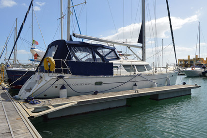 Jeanneau Sun Odyssey 40 DS for sale in Portugal for €83,000 (£75,646)