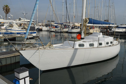 Sparkman and Stephens S AND S 34 for sale in Portugal for €22,500 (£20,548)