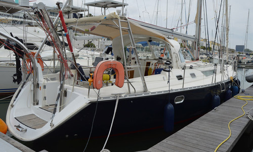 Image of Jeanneau Sun Odyssey 45.1 for sale in Portugal for €99,000 (£90,439) Lisbon, , Portugal