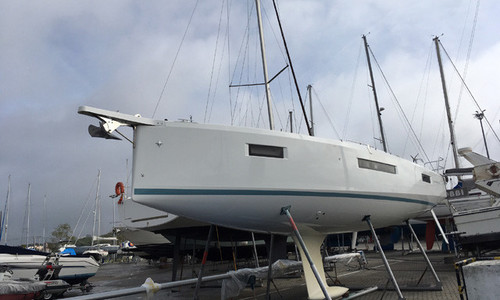 Image of Jeanneau Sun Odyssey 410 for sale in Portugal for €199,000 (£182,335) Lisbon, , Portugal