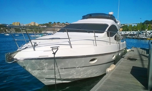Image of Azimut Yachts 42 for sale in Portugal for €139,000 (£126,980) Porto, , Portugal