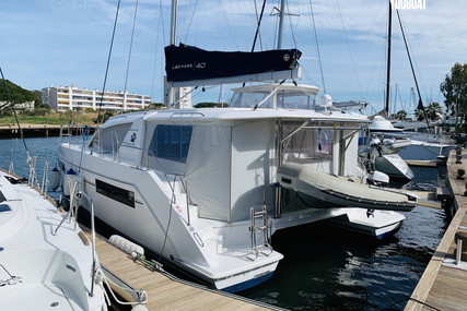 Robertson and Caine Leopard 40 for sale in France for €391,000 (£357,107)