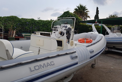 Lomac 600 CLUB for sale in Italy for €10,000 (£9,133)