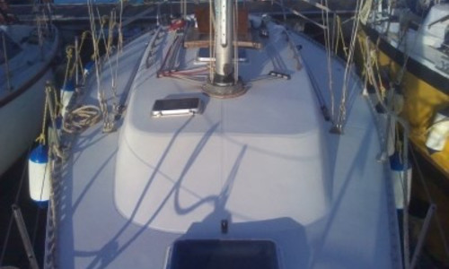 Image of CANTIERE NAVALE DI PESARO PESARO 34 SOLEADA for sale in Italy for €19,000 (£17,445) PALERMO, Sicilia, Italy