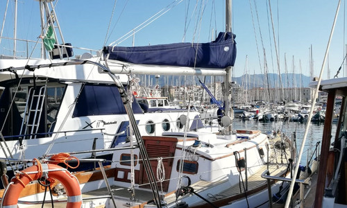 Image of Cheoy Lee 32 for sale in Italy for €34,000 (£30,815) Sicilia, , Italy