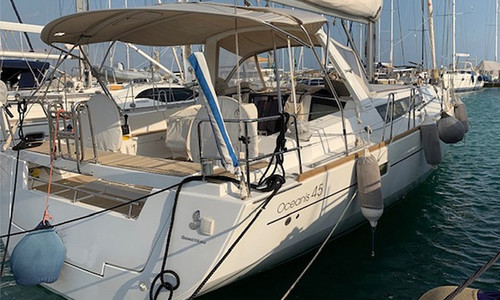 Image of Beneteau Oceanis 45 for sale in Italy for €199,000 (£182,710) Marina di Ragusa, Sicilia, , Italy