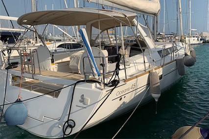 Beneteau Oceanis 45 for sale in Italy for €199,000 (£181,792)