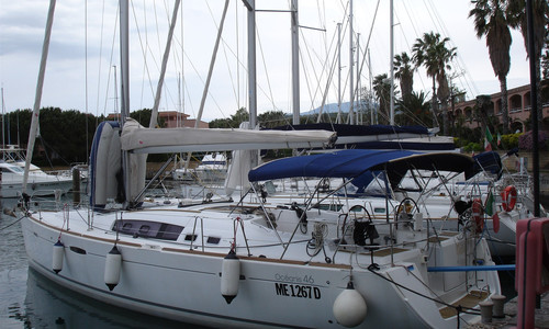 Image of Beneteau Oceanis 46 for sale in Italy for €115,000 (£105,413) Porto Rosa, Sicilia, Italy