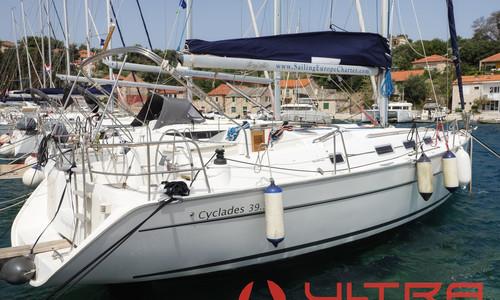 Image of Beneteau Cyclades 39.3 for sale in Croatia for €55,000 (£50,415) Split, , Croatia