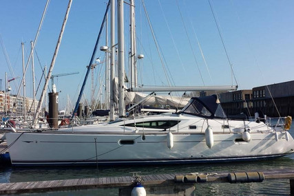 Jeanneau Sun Odyssey 42 DS for sale in Belgium for €115,000 (£105,031)