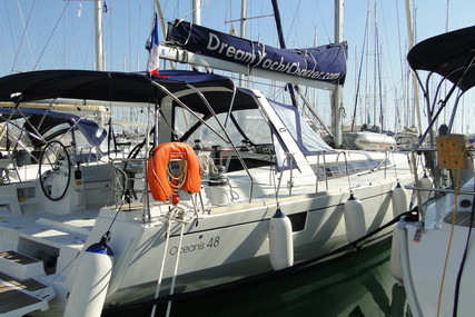 Beneteau Oceanis 48 for sale in France for €165,000 (£151,244)