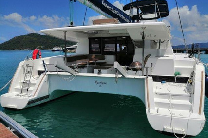 Fountaine Pajot Helia 44 for sale in Sierra Leone for €350,000 (£319,638)