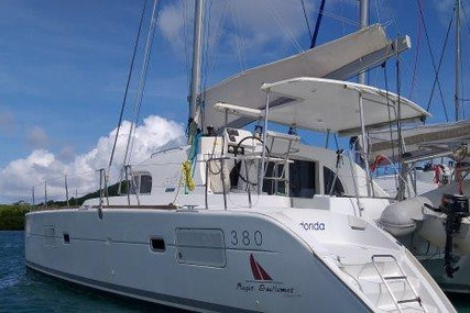Lagoon 380 for sale in Martinique for €160,000 (£145,823)