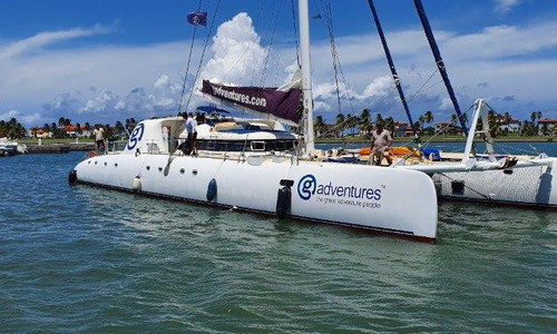 Image of Nautitech 82 for sale in Cuba for €500,000 (£456,317) Cienfuegos, , Cuba