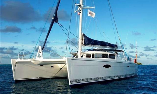 Image of Fountaine Pajot Eleuthera 60 for sale in Indonesia for €390,000 (£357,834) Denpasar, , Indonesia