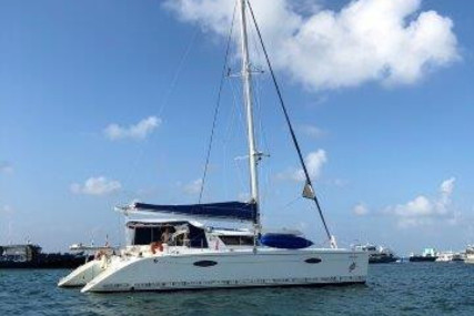 Fountaine Pajot Eleuthera 60 for sale in France for €350,000 (£319,661)