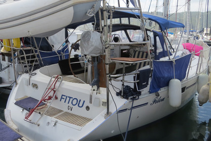 Beneteau Oceanis 390 for sale in Martinique for €50,000 (£45,386)