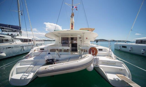 Image of Fountaine Pajot Lipari 41 for sale in France for €160,000 (£146,661) Trogir, , France