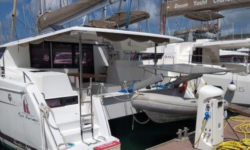 Image of Fountaine Pajot Helia 44 for sale in Martinique for €299,000 (£273,062) Le Marin, Martinique