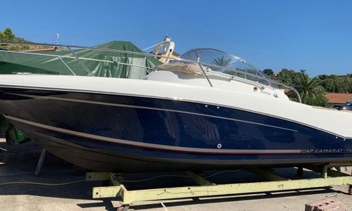 Image of Jeanneau Cap Camarat 755 WA for sale in Italy for €37,000 (£33,790) Toscana, Toscana, , Italy