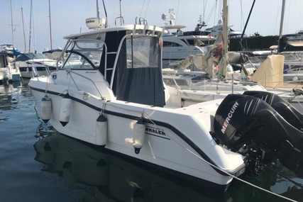 Boston Whaler Conquest 255 for sale in France for €59,000 (£54,170)