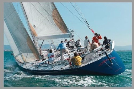 German Frers 59 for sale in Italy for €145,000 (£125,269)