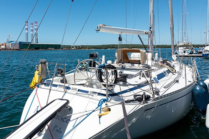 Nautor's Swan Swan 43 for sale in Croatia for €93,500 (£85,389)