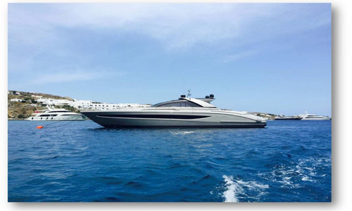 Image of Riva 68 Ego for sale in Italy for €800,000 (£734,511) Mar Tirreno, Mar Tirreno, Italy