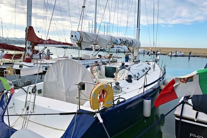 X-Yachts IMX 45 for sale in Italy for €128,000 (£116,896)