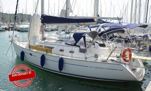 Image of Jeanneau Sun Odyssey 37 for sale in Italy for €60,000 (£55,088) Toscana, , Italy