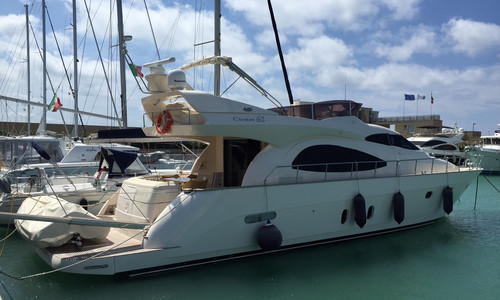 Image of CAYMAN YACHTS 62 for sale in Italy for €420,000 (£383,593) Mar Tirreno, Mar Tirreno, Italy