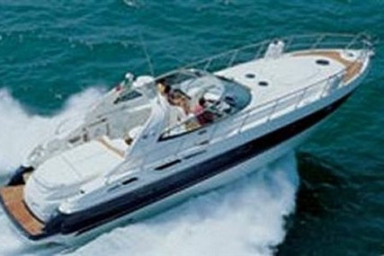 Cranchi MEDITERRANEE 50 OPEN for sale in Italy for €210,000 (£191,588)