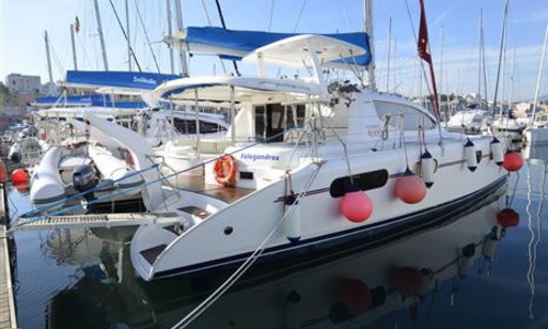 Image of Robertson and Caine Leopard 46 for sale in United Kingdom for €280,000 (£256,657) Procida, , United Kingdom