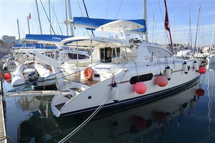 Robertson and Caine Leopard 46 for sale in Italy for €280,000 (£255,190)
