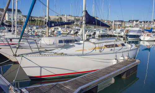 Image of Beneteau FIRST 29 LIFTING KEEL for sale in France for €14,000 (£12,854) GRANVILLE, , France