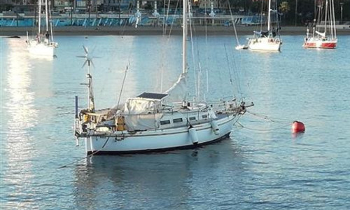 Image of Custombuilt ALLEGRO 27 for sale in Saint Vincent and the Grenadines for $19,000 (£14,915) Grenada W.I., Saint Vincent and the Grenadines