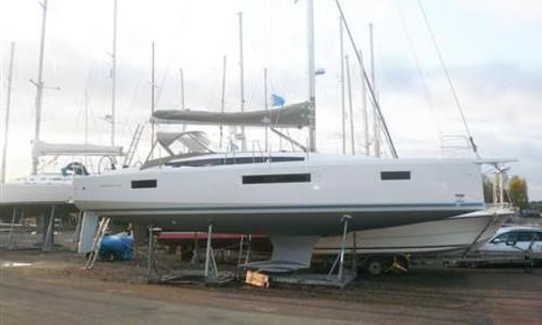 Image of Jeanneau Sun Odyssey 410 for sale in United Kingdom for £227,000 Burnham-on-Crouch, Royaume Uni, United Kingdom