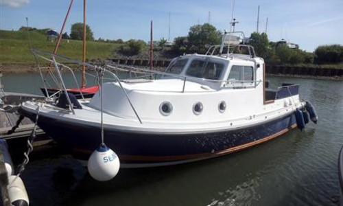 Image of Seaward SEAWARD 25 for sale in United Kingdom for £49,500 Burnham-on-Crouch, Burnham-on-Crouch, Royaume Uni, United Kingdom