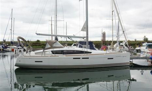 Image of Jeanneau Sun Odyssey 41 DS for sale in United Kingdom for £169,950 Levington, Royaume Uni, United Kingdom