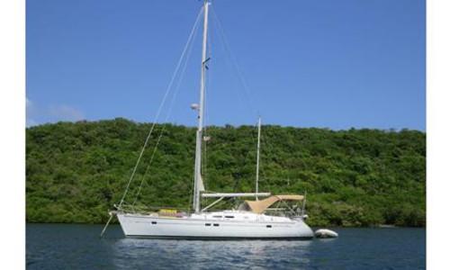 Image of Beneteau Oceanis 423 for sale in United Kingdom for $139,000 (£107,614) Grenada W.I., United Kingdom