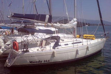 Moody 336 for sale in Greece for €42,000 (£38,065)