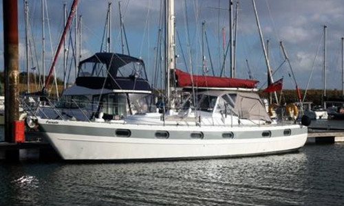 Image of Kuipers Woudsend 41 for sale in United Kingdom for £99,500 Walton on the Naze, Walton on the Naze, Royaume Uni, United Kingdom